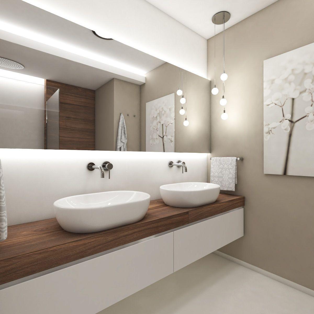 Prirodni Koupelna Milano Vizualizace Modernes Badezimmerdesign Badezimmereinrichtung Badezimmerideen