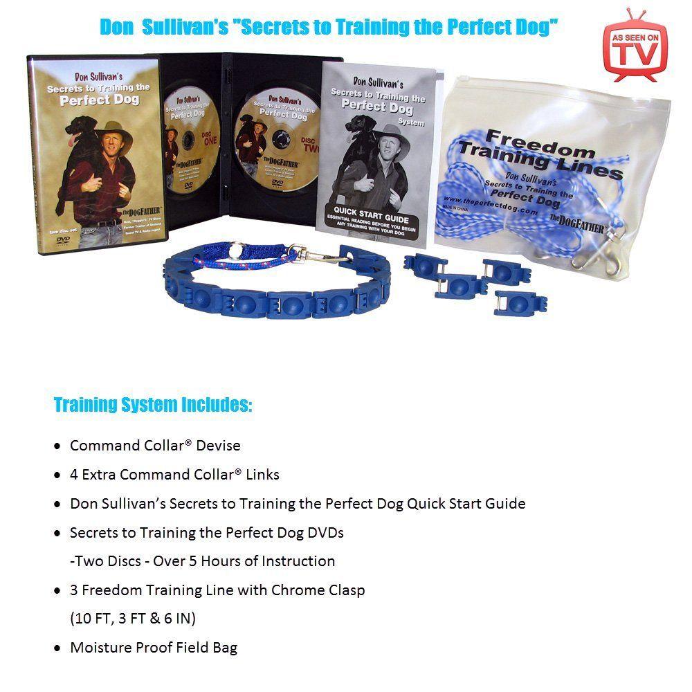 Don Sullivan S Secrets To Training The Perfect Dog System Turn