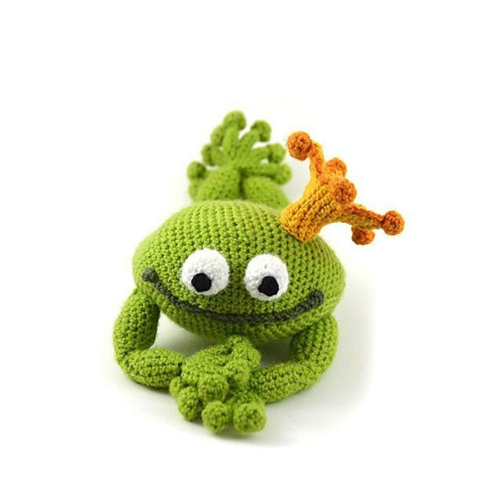 Handsome frog prince crochet pattern amigurumi stuffed toy handsome frog prince crochet pattern amigurumi stuffed toy pattern find the pattern on lovecrochet bankloansurffo Image collections