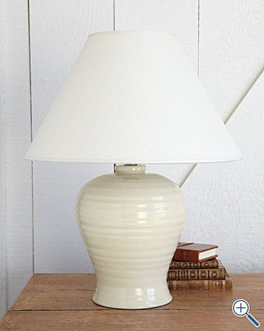 Simon pearce berkshire table lamp