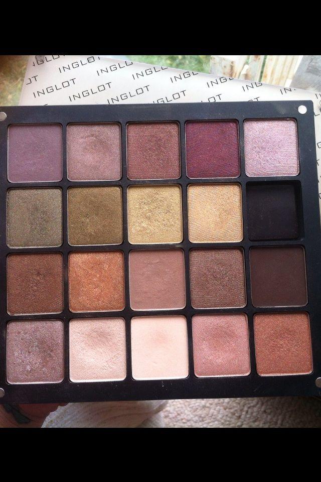 Inglot Custom Palette U Sweetlov 89 Row 1 460 402 37 452 160