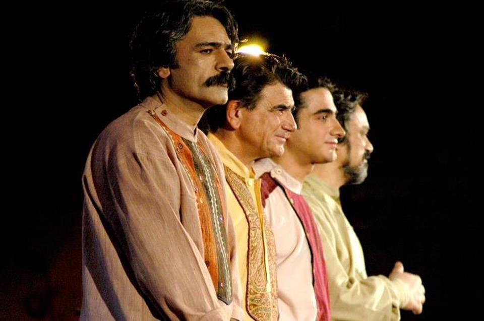 کنسرت فریاد استاد شجریان ، همایون شجریان ، محمد علیزاده و کیهان کلهر