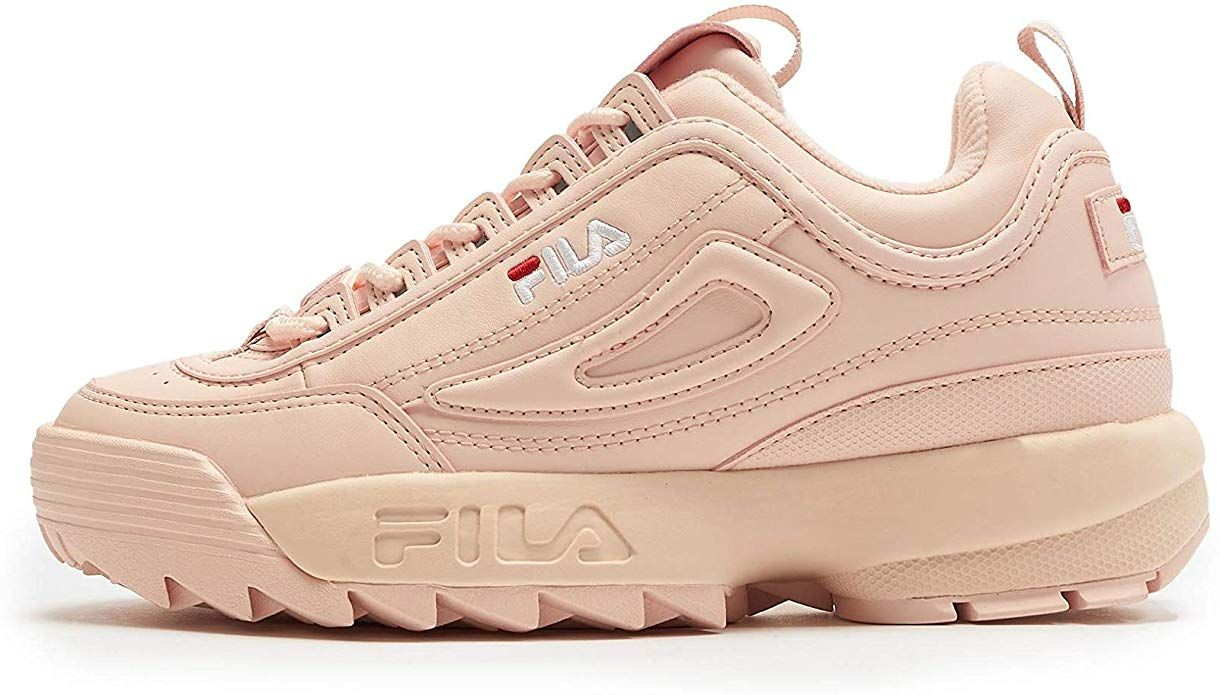 Fila Disruptor Sneaker Damen Rosa