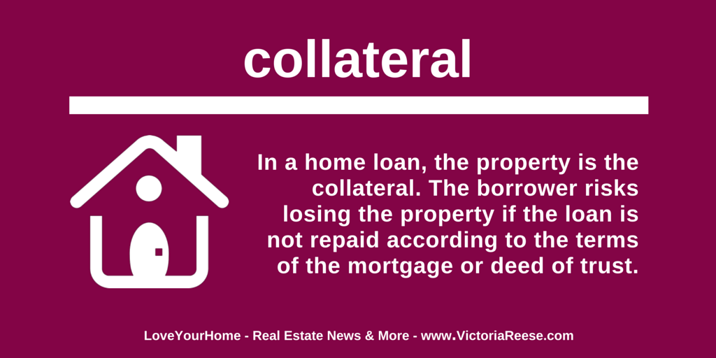 Today's Real Estate Term collateral LoveYourHome
