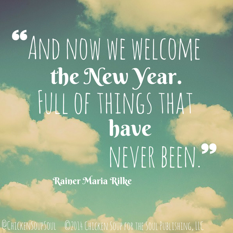 "New Year New Things Quotes: ""And Now We Welcome The New Year. Full Of Things That Have"
