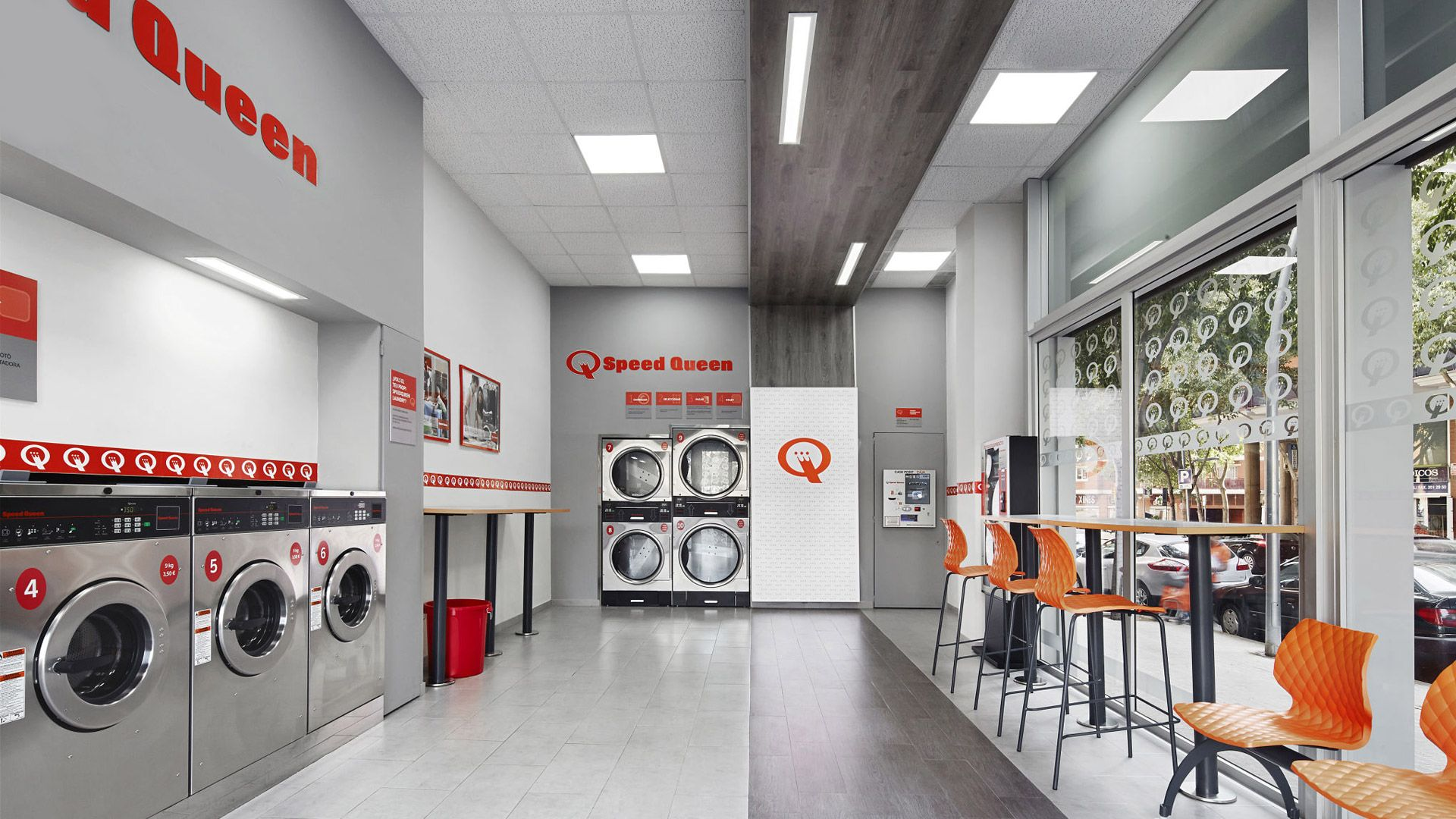 Speed Queen Laundry Most Reliable Laundry Shop Laundry Design