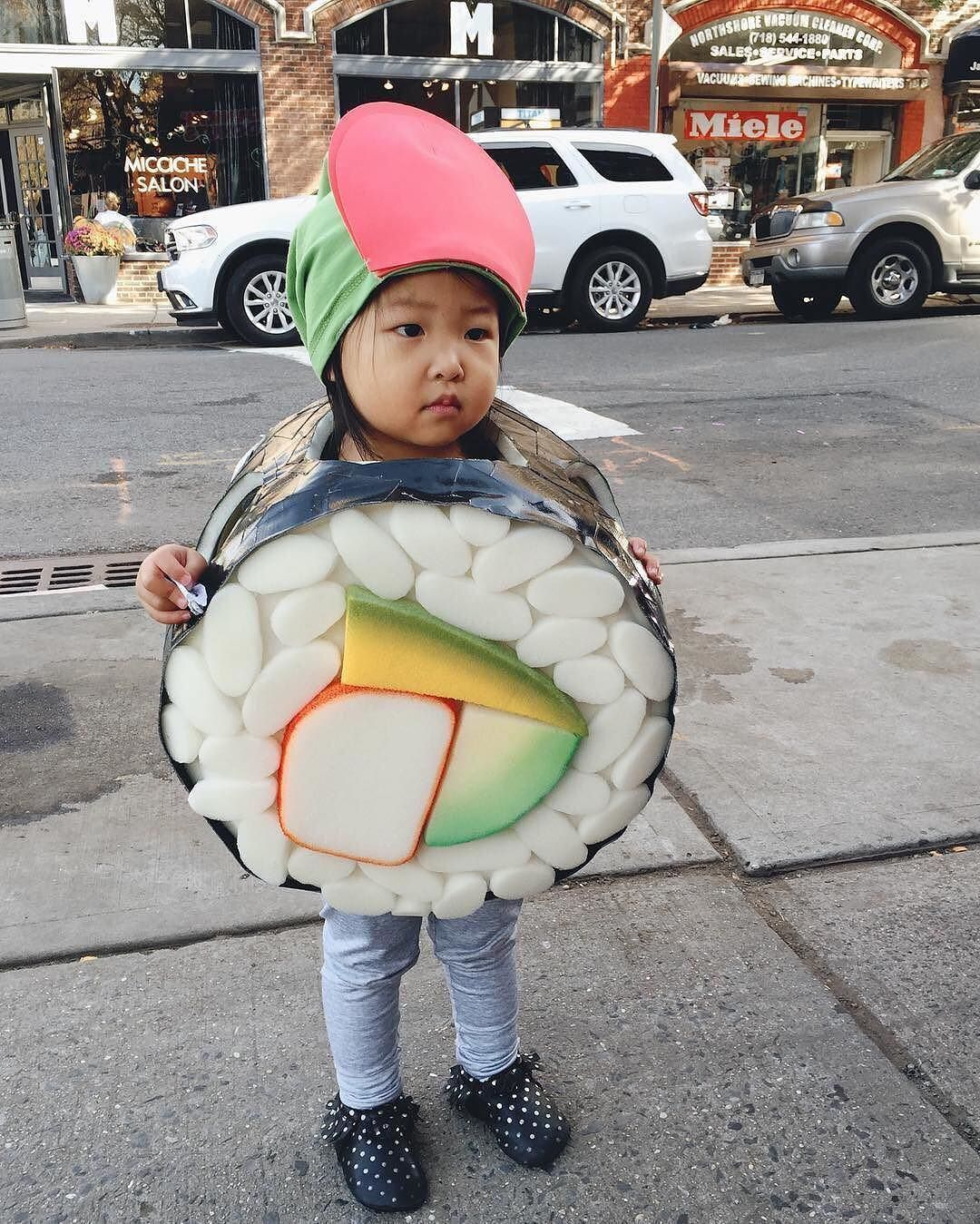 Sushi Roll Kids Halloween Costume Freshly Picked