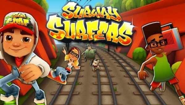 Subway Surfers Oyunu Ve Hilesi Kahire Oyun Oyunlar