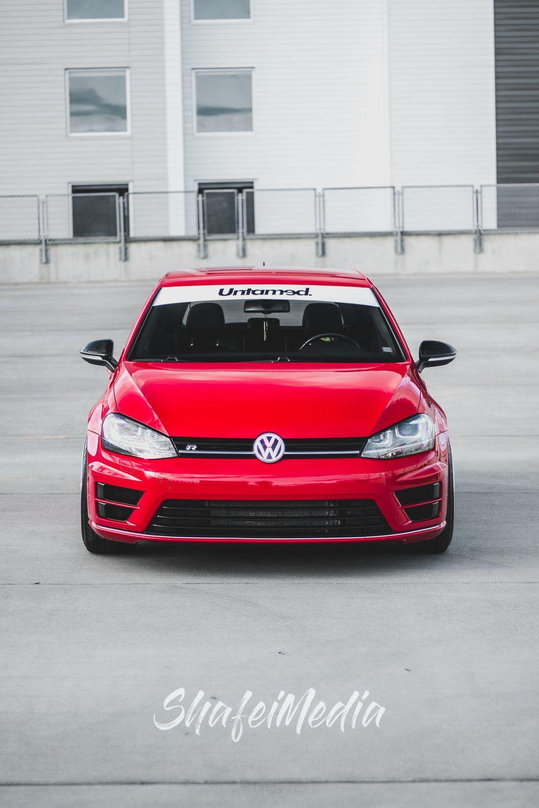 Vw Golf Type R Vw Golf Vw Volkswagen Supercars Concept
