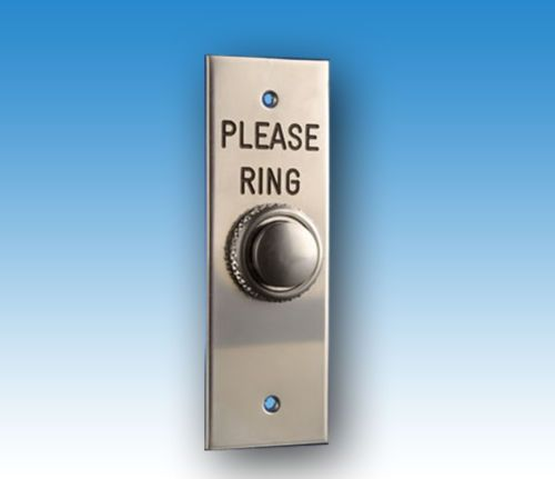 Byron 2201 5 Wired Door Bell Push Button Chrome Press | eBay & Byron 2201/5 Wired Door Bell Push Button Chrome Press | Chrome ...