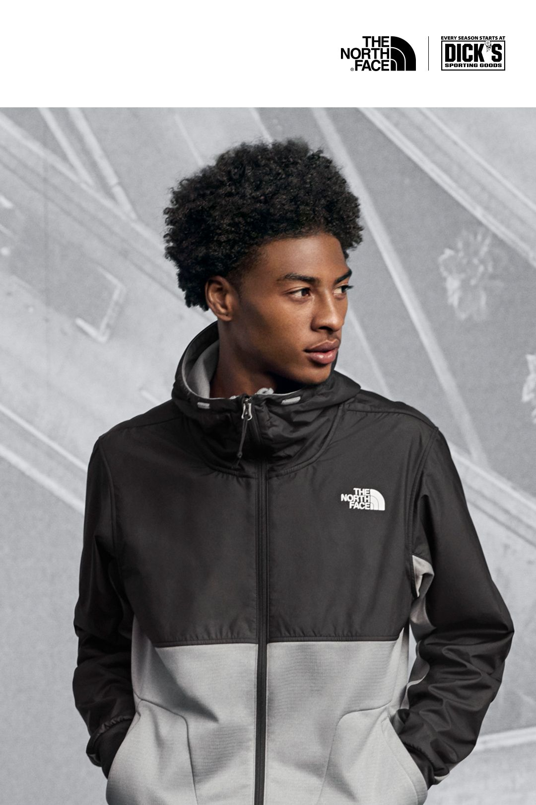 The North Face Men s Train N Logo Jacket  2cdd31cff