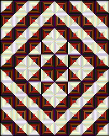 Log Cabin Quilt Designs Log Cabin Quilts Log Cabins And