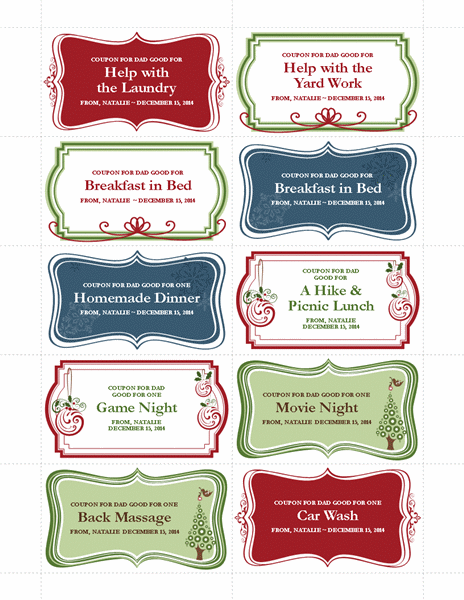 Simplify Christmas Gifting and Events Free Microsoft Office – Microsoft Publisher Christmas Templates