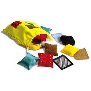 Fabric Matching Game | Montessori Child