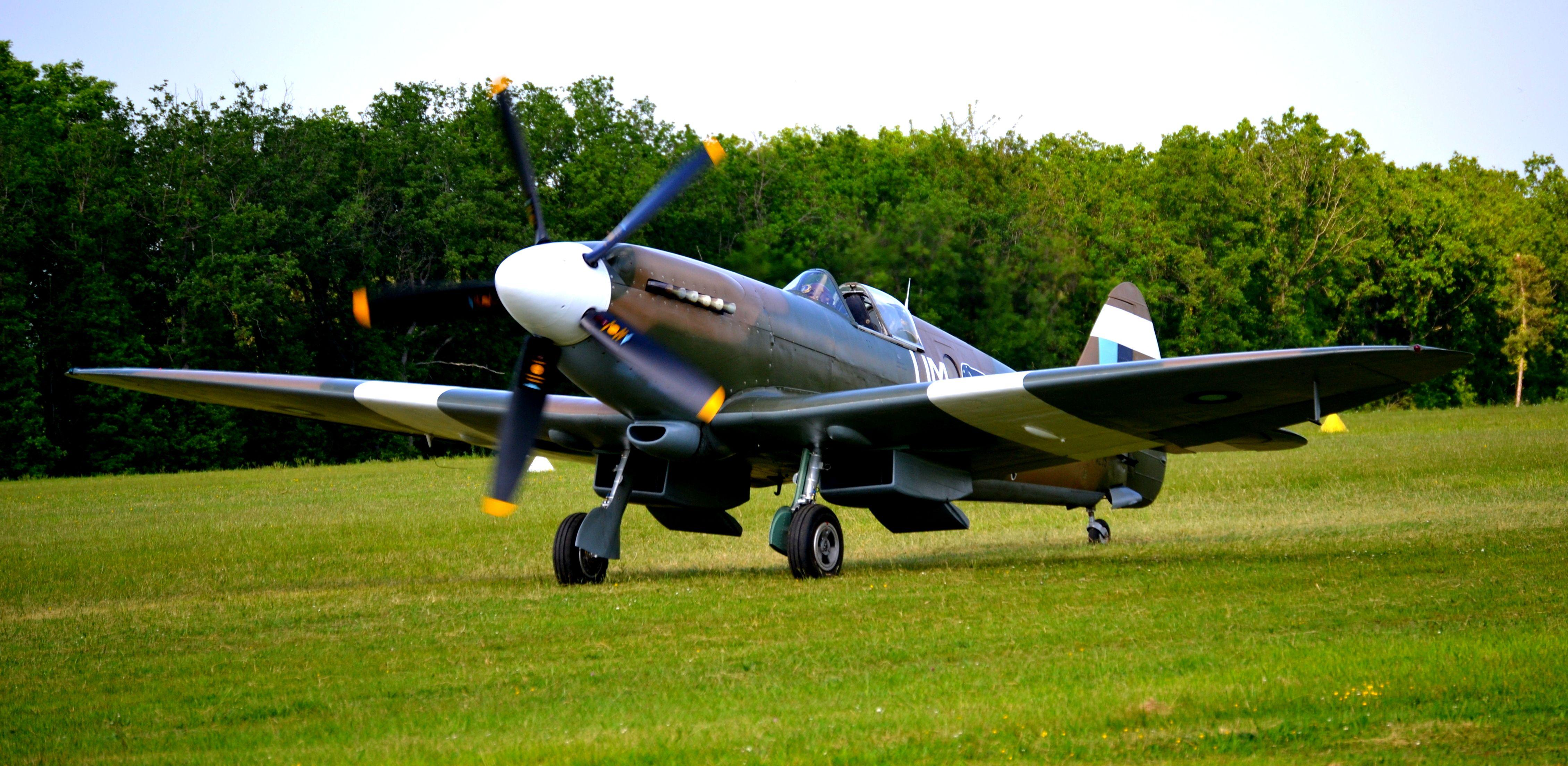 Spitfire Mk XIX