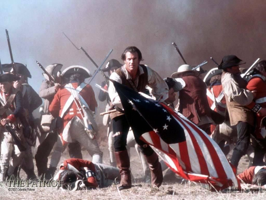 The patriot movie essay