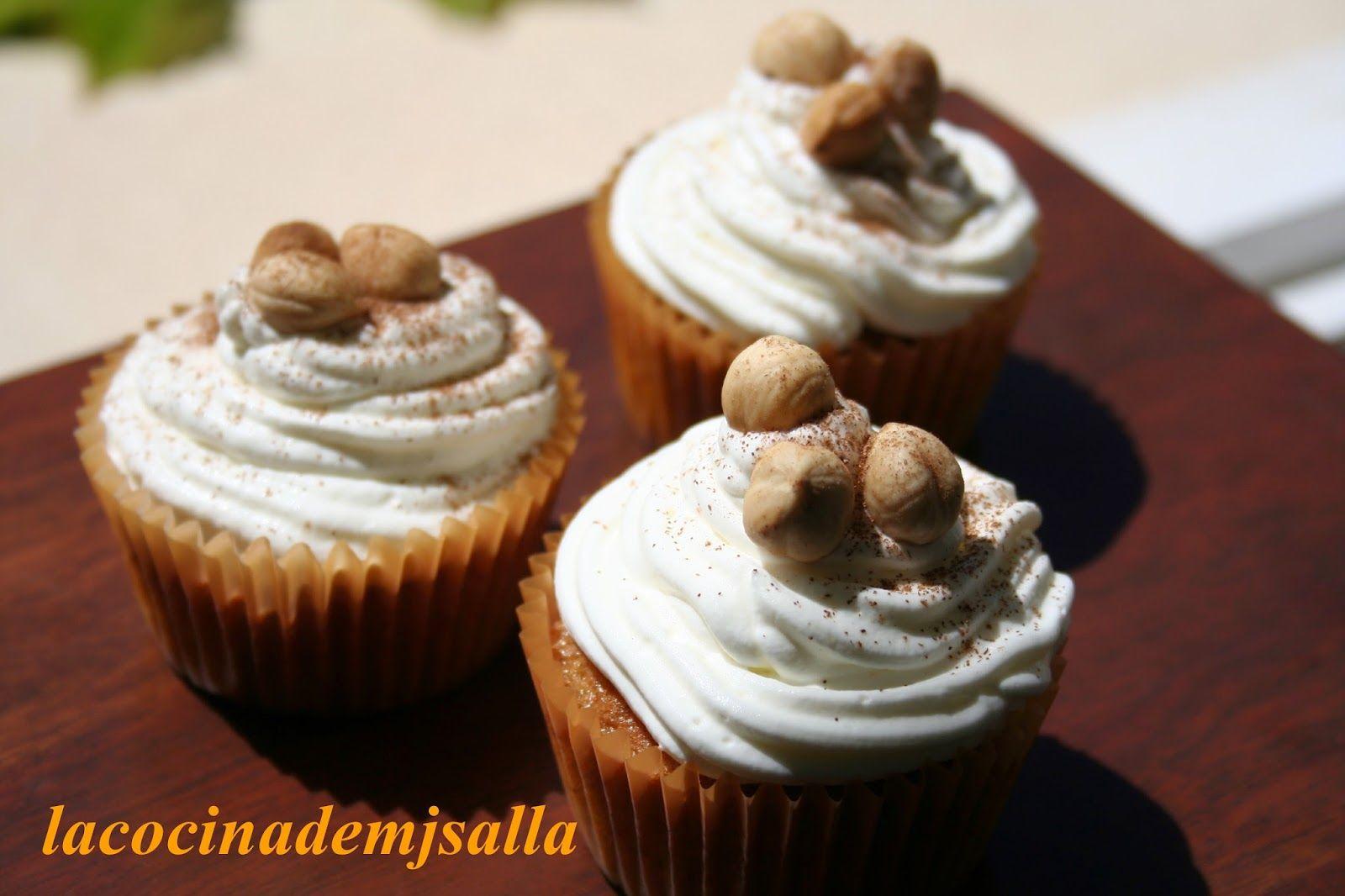 La cocina de MJ Salla: CUPCAKE DE MANZANA