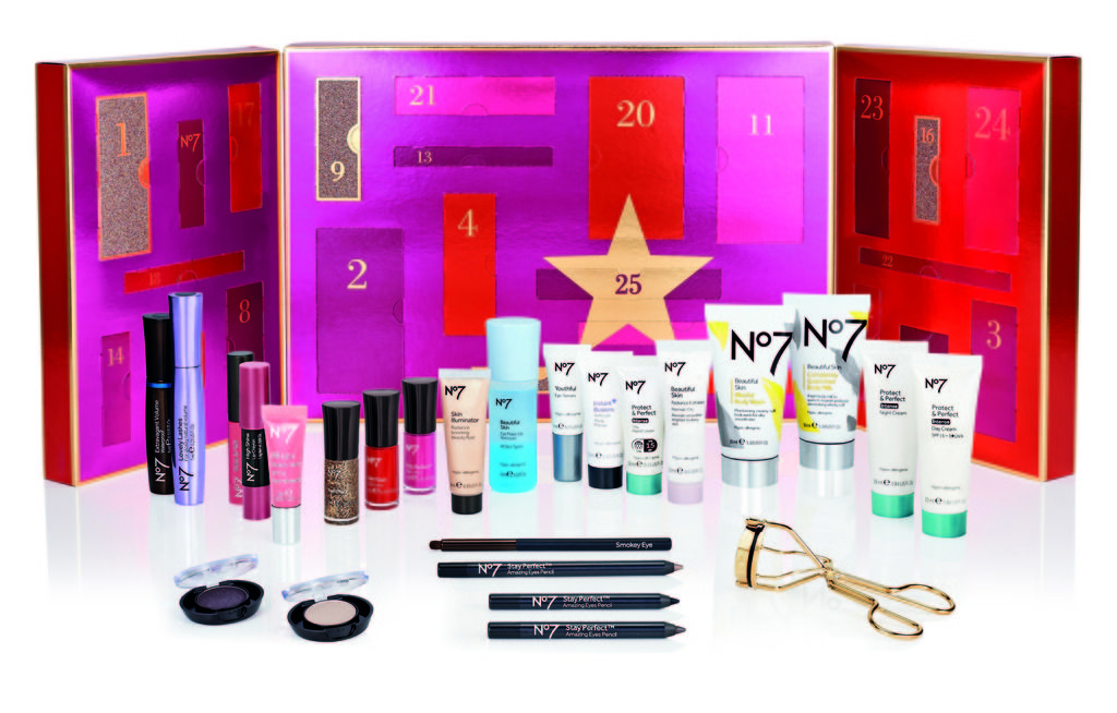 No7 Beauty Advent Calendar 2017