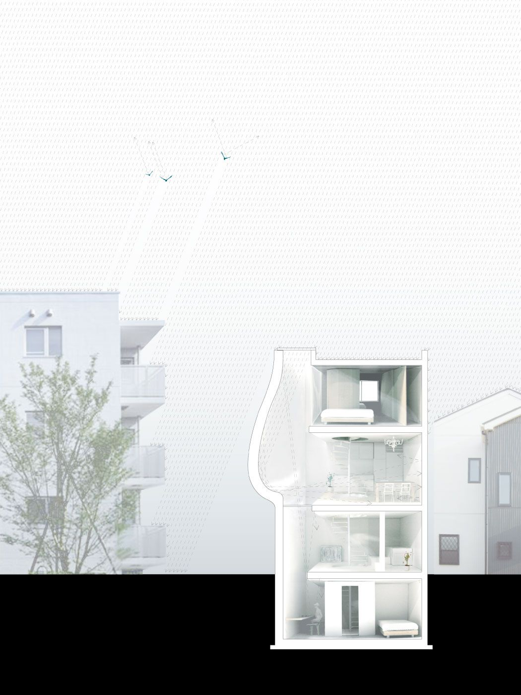 GENIUS House SH Hiroshi Nakamura NAP CoLtd Natural