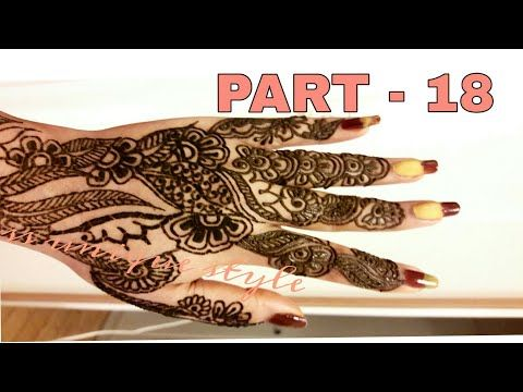 Shaded mehndi designs bridal for hands ss unique style ki youtube also rh pinterest