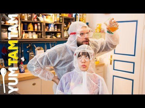 Chemische Reaktionen In Der Küche