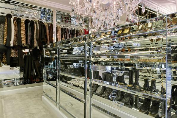 Luxury Master Closets closets - mirrored closet, master closet, walk-in closet, closet