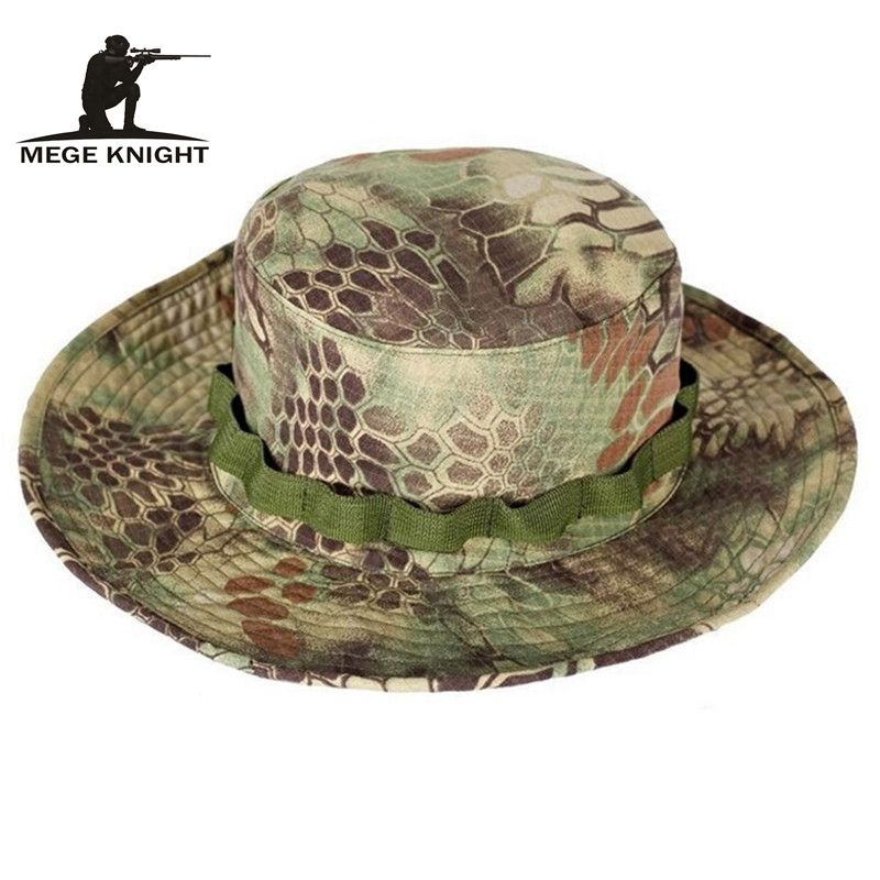 5314a1150c1 Airsoft Sniper Camouflage Nude Bucket Hats