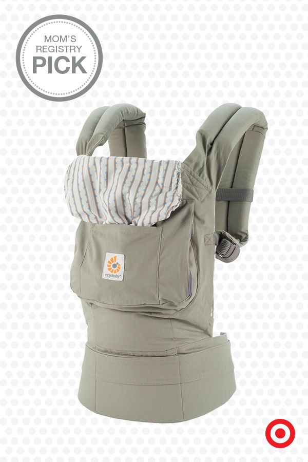 3af75386a75 It s no wonder this Ergobaby Original Baby Carrier is a Mom s Registry  Pick. Its award-winning design cradles your baby in a natural sitting  position as it ...