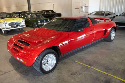 Bad c4 rebody | like sports cars that came from Kit Cars