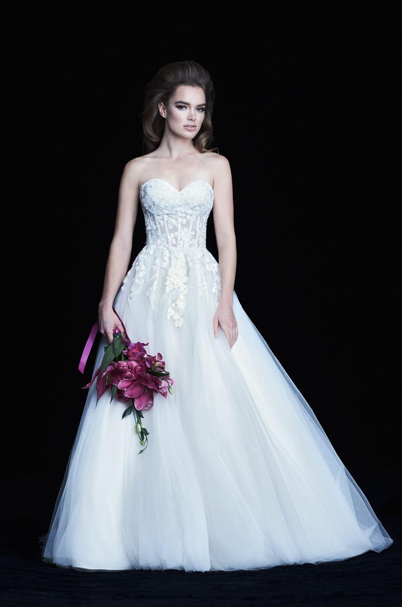 Corset Top Wedding Dress - Style #4759 | Wedding dress and Weddings