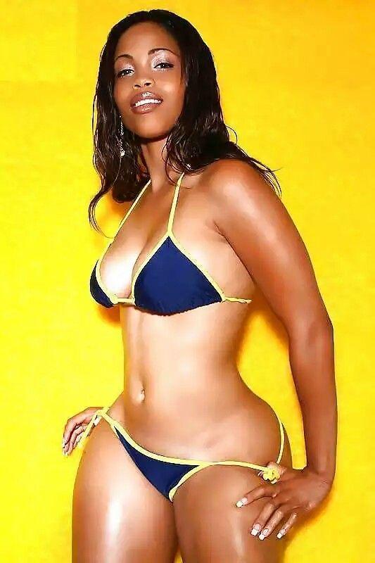 Ebony sexi