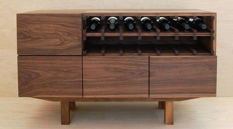 Malaga and skylight wine storage wine storage cava vino muebles