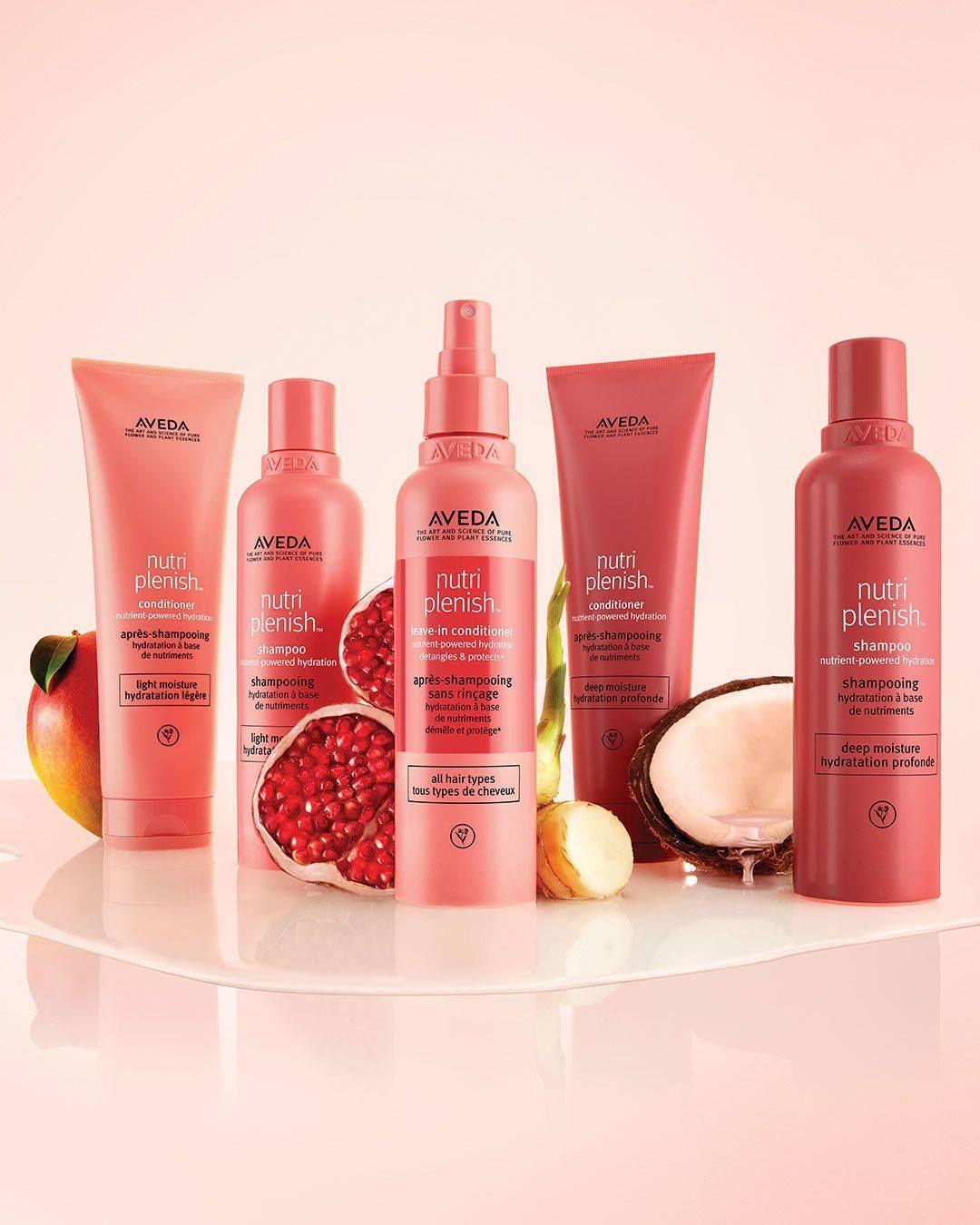 Nutriplenish Shampoo Conditioner Moisturize Dry Hair Good Shampoo And Conditioner Custom Shampoo