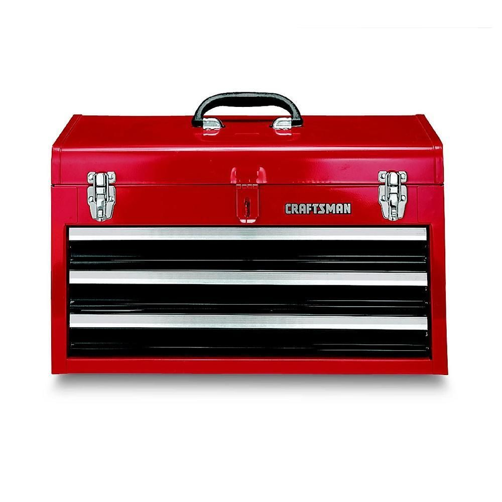 craftsman 3 piece tool box. craftsman tool chest 3 drawer portable cabinet box set mechanic toolbox new #craftsman piece 5