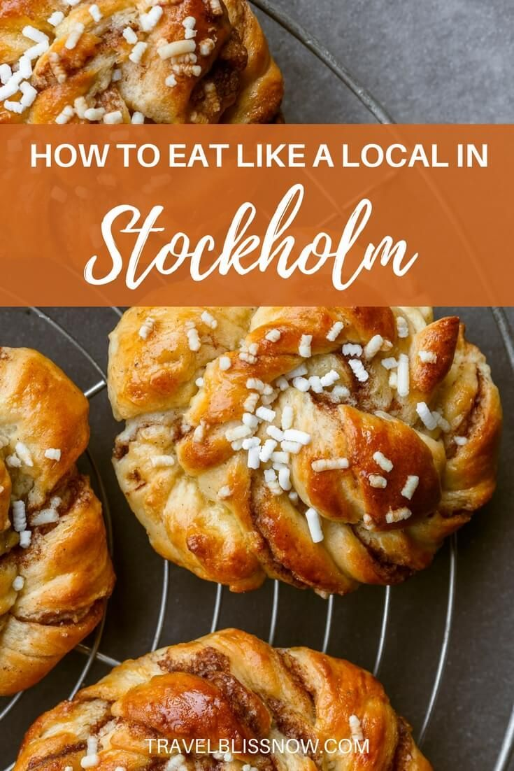 Photo of How to Eat Like a Local in Stockholm, Sweden
