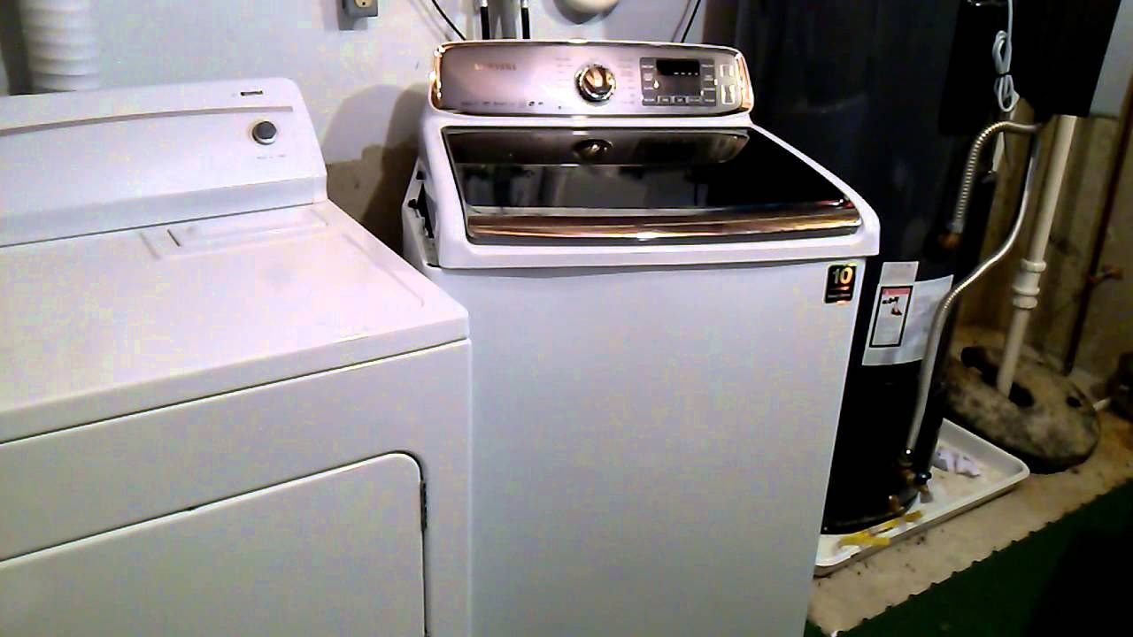 Samsung Top Loader Exploded Samsung Washing Machine Top Loaders Washing Machine