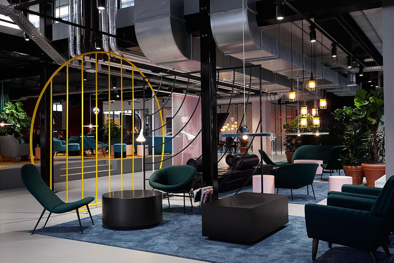 boutique hotel meets student housing - the student hotel