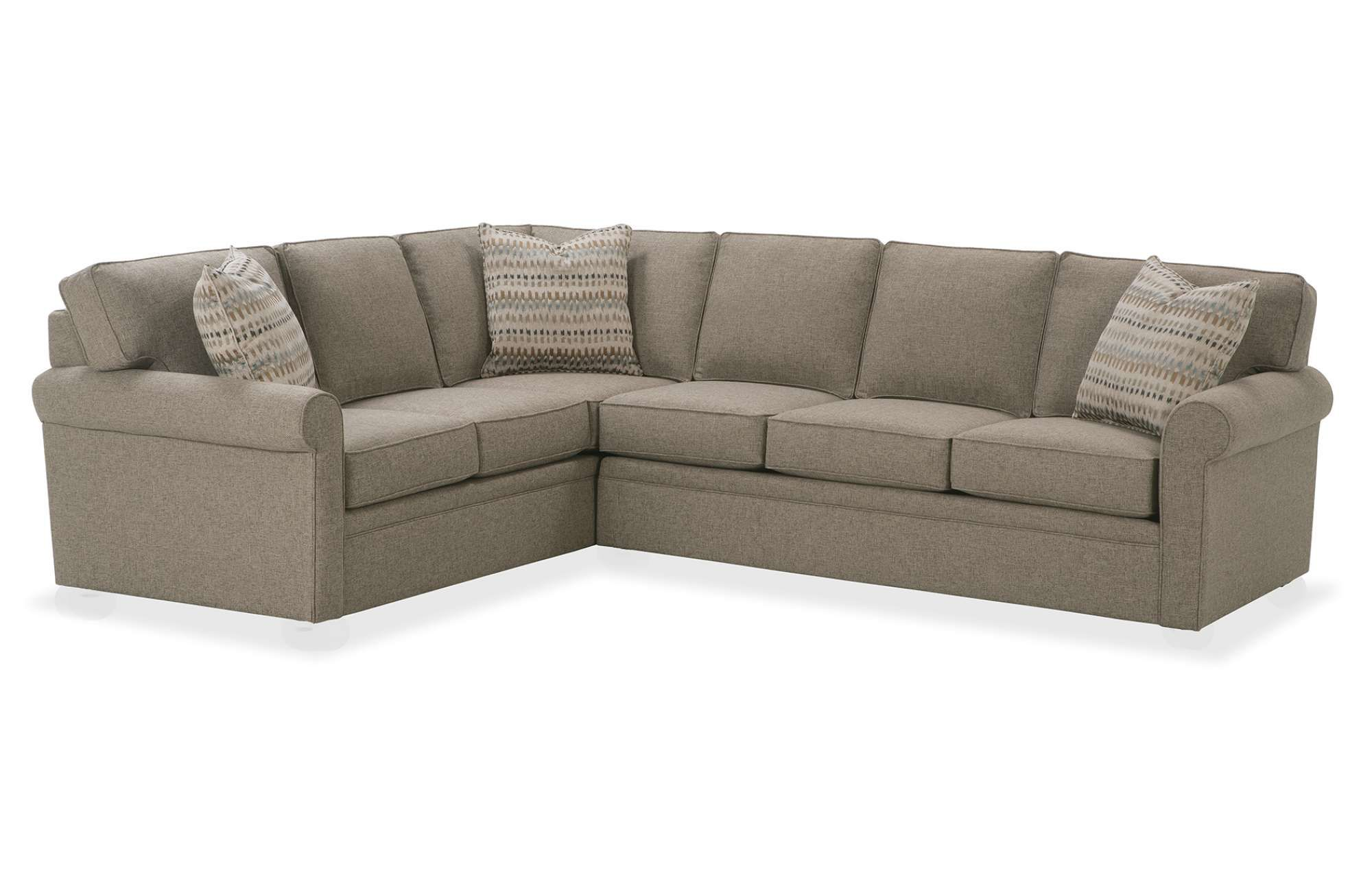 The Brentwood Sectional From Rowe Furniture Would Be A Welcome Addition To  Any Home. Customize