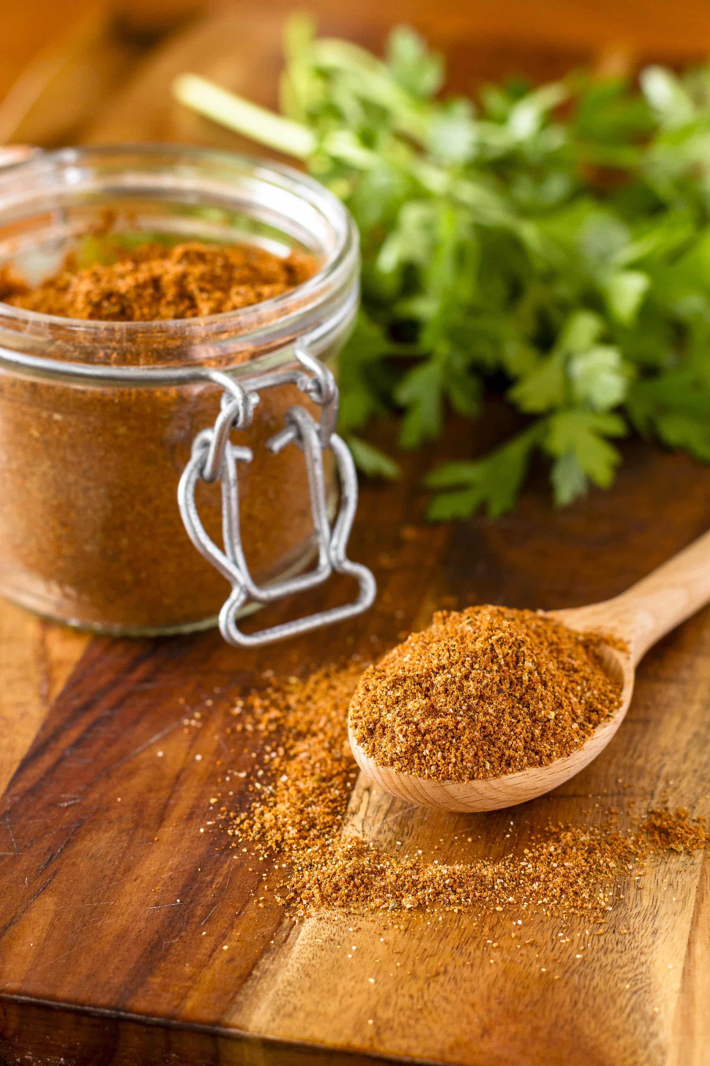 homemade taco seasoning spice mix Seasoning recipes