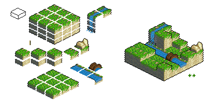 Game terrain tile second question is that should i use canvas or asking advise for tile based isometric javascript engine tyukafo