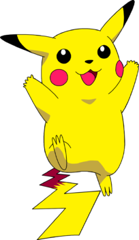 Filepikachu Pokemon Project Studio Red And Bluesvg