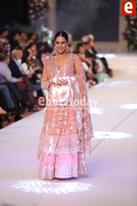 Misha Lakhani at PFDC Loreal Paris Bridal Week 2015 | PFDC Loreal ...