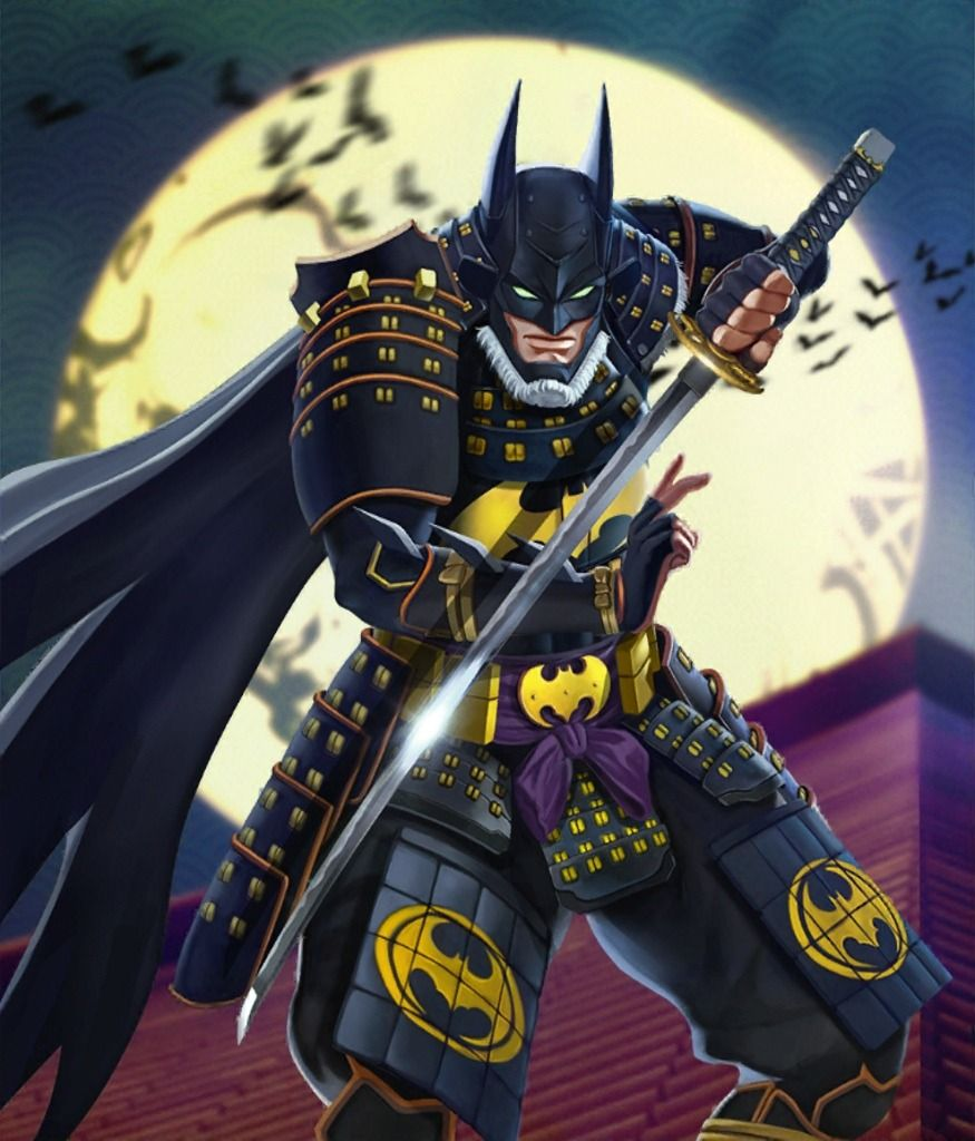 Batman Batman Ninja Batman Funny Batman Injustice
