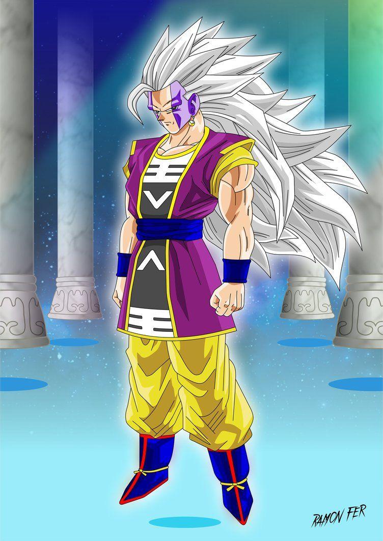 Goku Zen Oh Fusion By Ramonfer Deviantart Com On Deviantart Dragon Ball Super Manga Dragon Ball Super Artwork Anime Dragon Ball Super