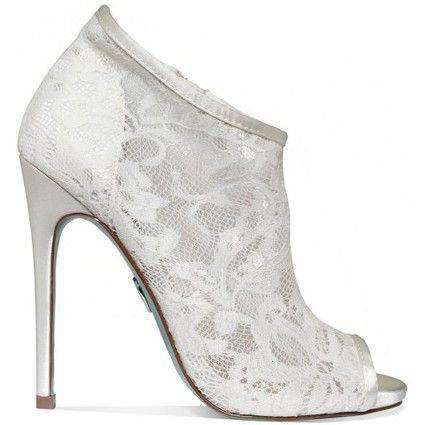 Ivory Betsey Johnson RSVP Wedding Shoes http://www.bellissimabridalshoes.com/bridal-shoes/ivory-betsey-johnson-rsvp-bridal-shoes