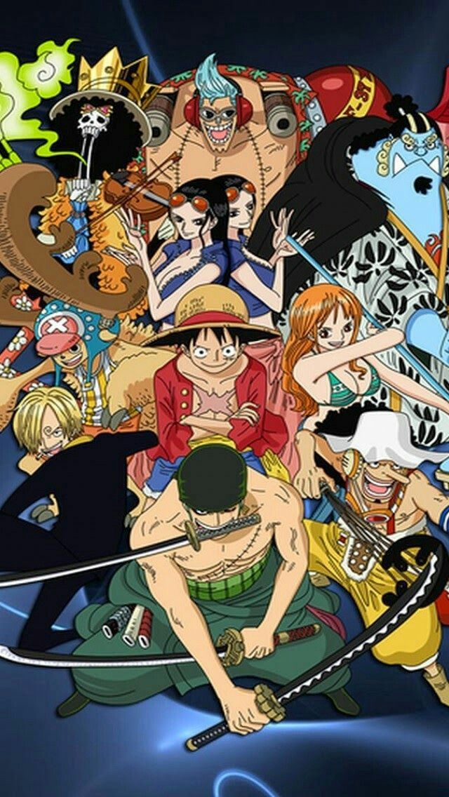 My New Lock Screen One Piece Wallpaper Iphone One Piece Photos One Piece Luffy