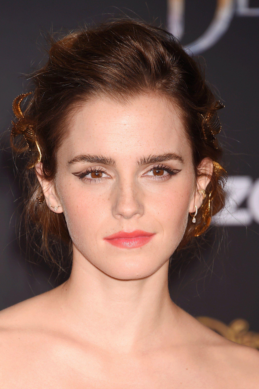 You Definitely Didn T Notice This About Emma Watson S Eyes Last Night Emma Watson Beautiful Emma Watson Makeup Emma Watson