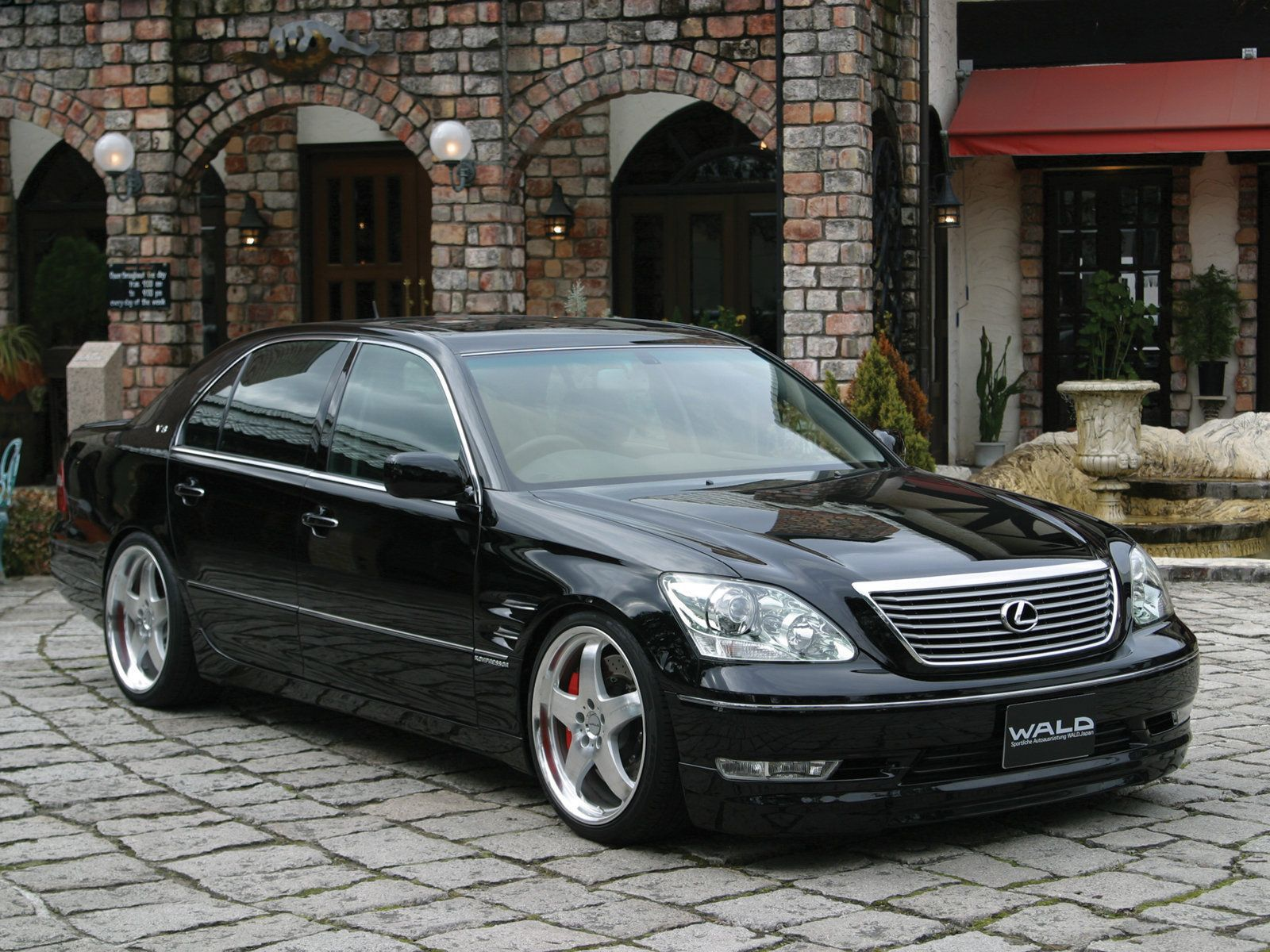 24++ Ls430 ultra luxury for sale background
