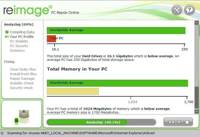 Reimage PC Repair 2017 License Key Full with Crack Download