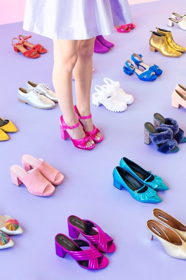 My Shoe Closet Essentials: The 10 Pairs I Can't Live Without! - Studio DIY